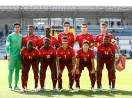 Sub-17: Portugal-Áustria (André Sanano/FPF)