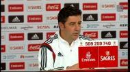 Rui Vitória revela: «Nico Gaitán está disponível»