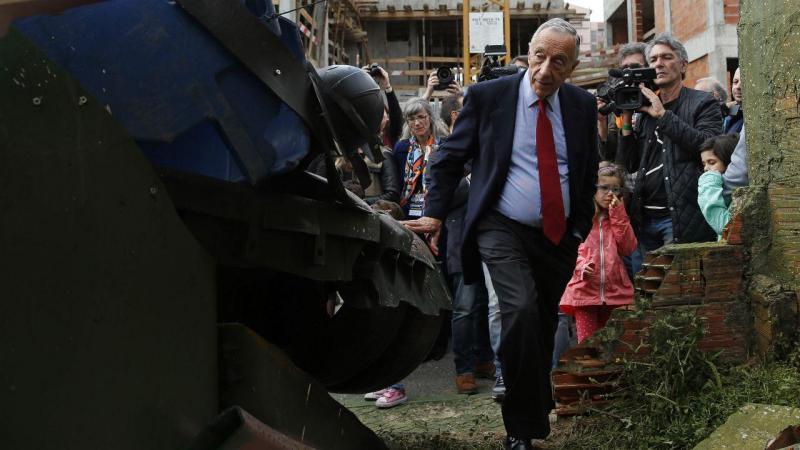 Presidente da República visita bairro Padre Cruz