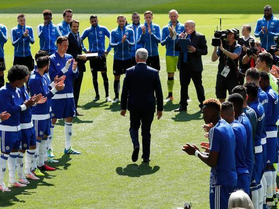 Premier League: as imagens da última jornada