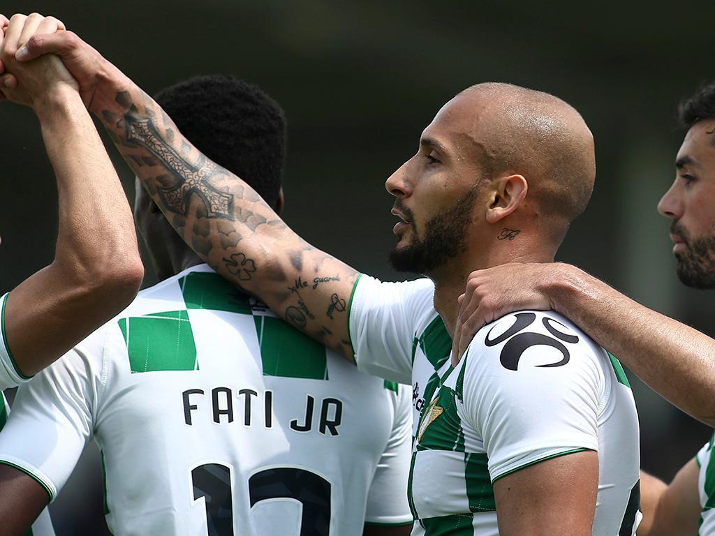 V. Guimarães: Rafael Martins para o lugar de Soares