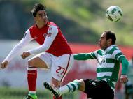 Sp. Braga-Sporting (Lusa)