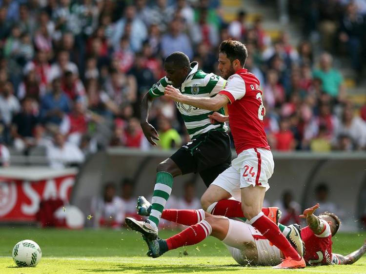 Sporting vence 4-0 em Braga