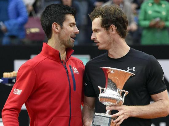 Masters de Roma: Murray bate Djokovic na final