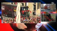 A chegada do Benfica à Câmara Municipal de Lisboa