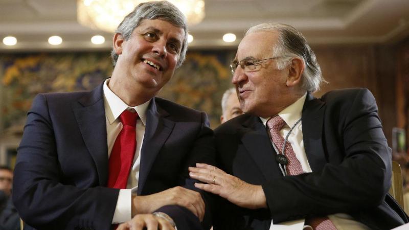 Mário Centeno e Faria de Oliveira