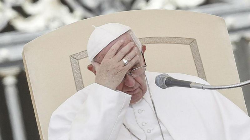 Papa Francisco [Foto: Giuseppe Lami /EPA]