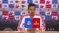 André Almeida: «Queremos vencer mais um troféu»