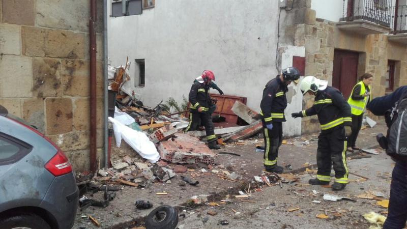 Avião ligeiro que partiu de Portugal cai em Espanha