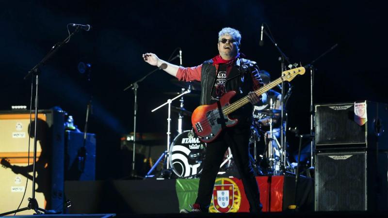 Xutos e Pontapés no primeiro dia de Rock in Rio Lisboa