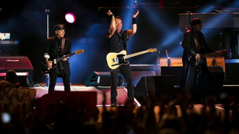 Bruce Springsteen no primeiro dia de Rock in Rio Lisboa
