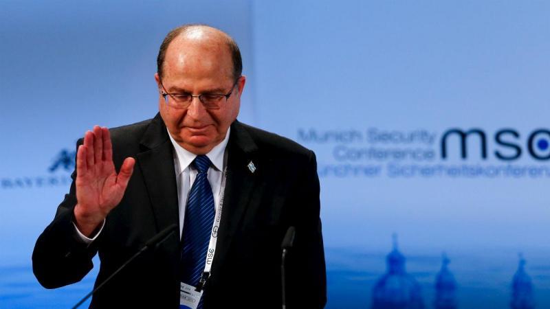 Moshe Yaalon [Foto: Reuters]