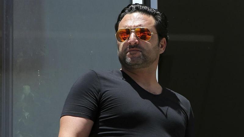 O empresário algarvio Filipe Silva, acusado de sequestrar a filha