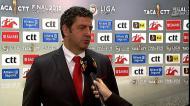 «Gaitán? Presidente sabe gerir destinos do clube»
