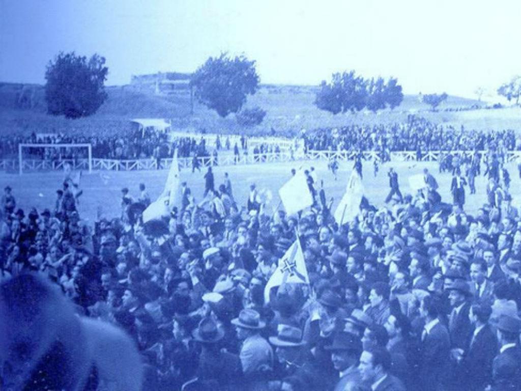Belenenses campeão (foto site oficial do Belenenses)