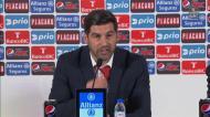 Paulo Fonseca: «Acabámos a época como tínhamos previsto»