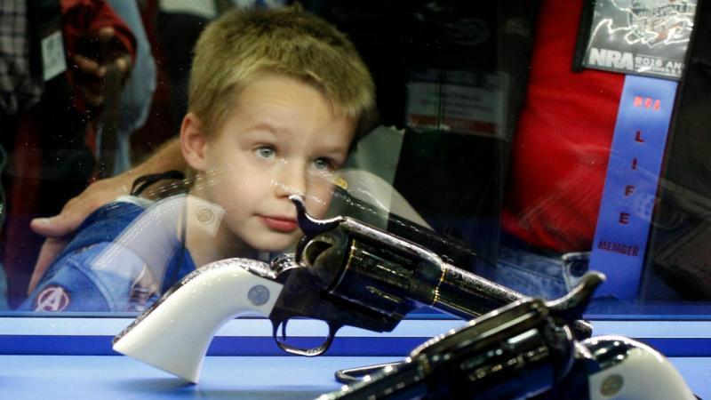 Encontro anual da Associação Nacional de Armas dos EUA
