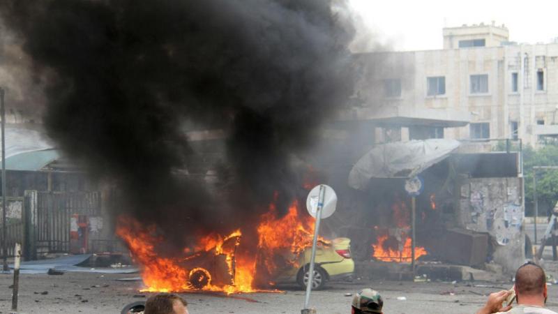 Atentados na Síria reivindicados pelo Estado Islâmico
