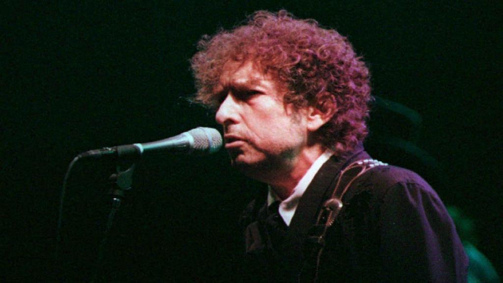 O músico Bob Dylan em 1997 [Foto: Reuters]