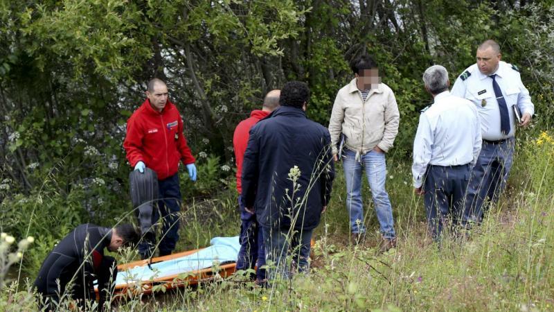 Mulher encontrada morta na barragem do Pisco