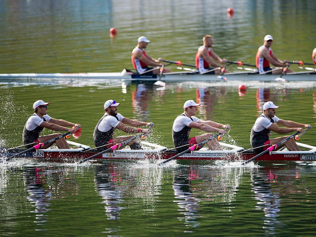 Remo faz apuramento olímpico na Suíça (EPA)