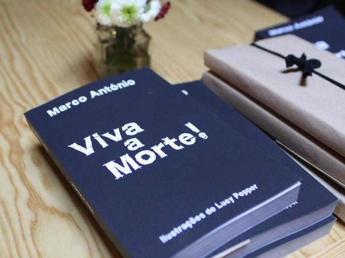 Lançamento do Livro «Viva a Morte!» do jornalista Marco António (fotos Carla Anes)
