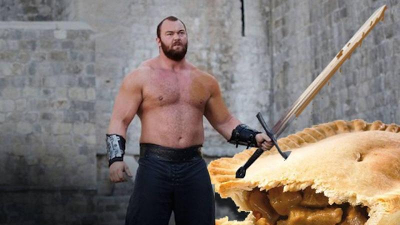 Gregor Clegane de Guerra dos Tronos