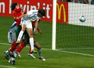 Euro 2004: Charisteas decide a final para a Grécia