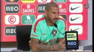 Quaresma e a Cidade do Futebol: «Foi das melhores coisas que a FPF fez»
