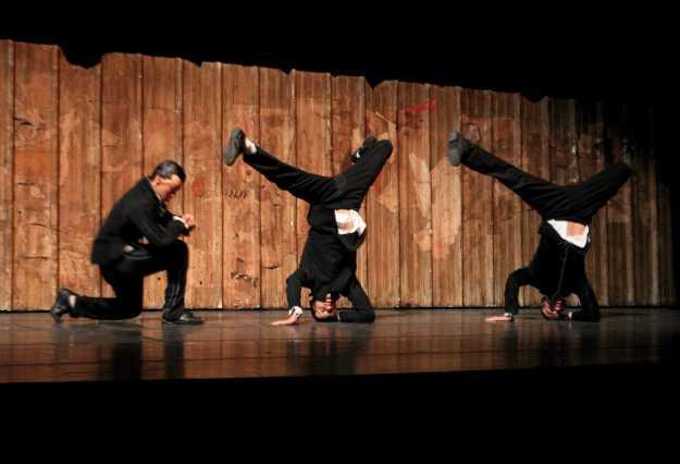 Dança (Jordânia)