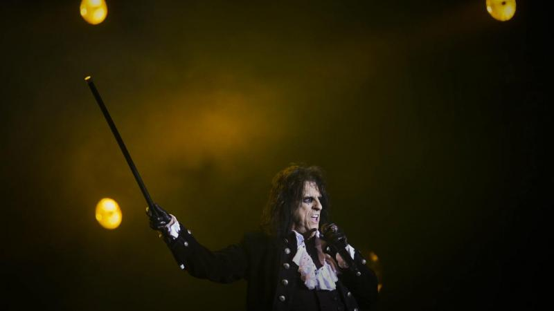 Alice Cooper - Hollywood Vampires