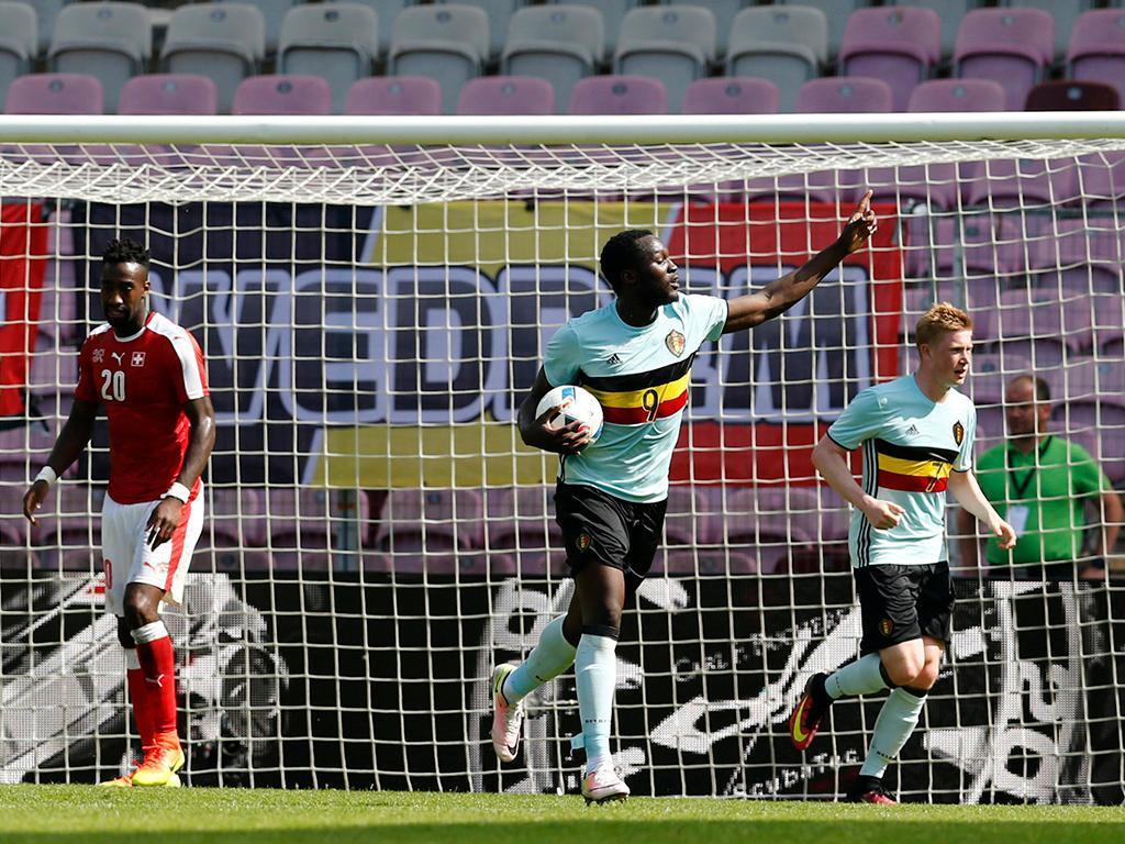 Suiça-Bélgica (Reuters)