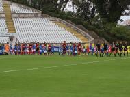 Valadares Gaia-Clube Futebol Benfica (Fotos: Rui Miguel Reis)
