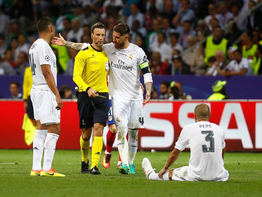 Atlético Madrid-Real Madrid (Reuters)