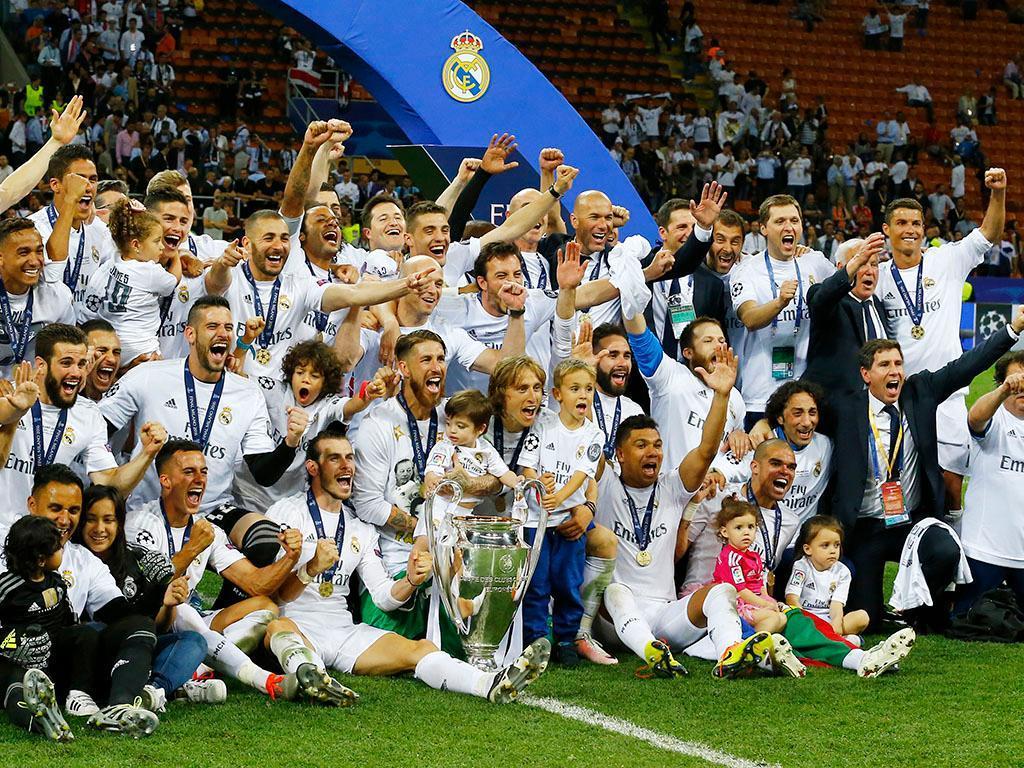 Real Madrid vence a Liga dos Campeões (Reuters)