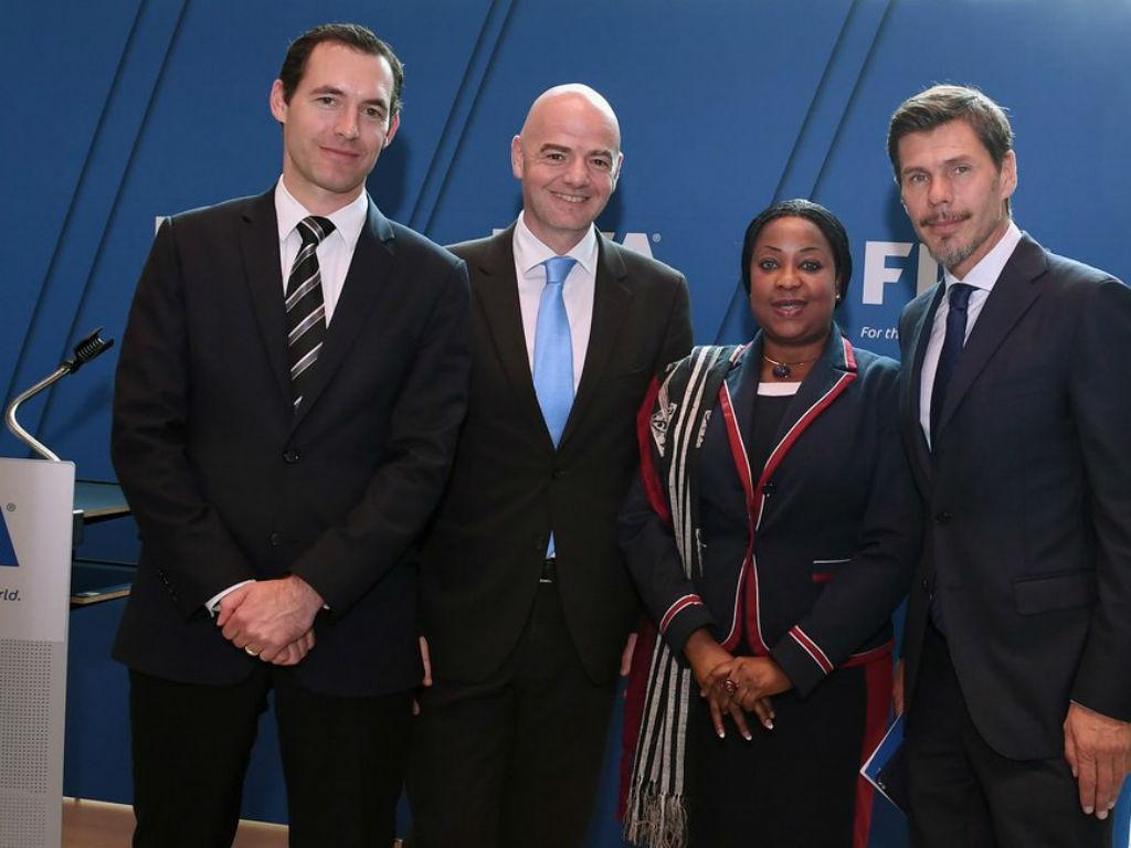 Boban secretario-geral adjunto da FIFA para o futebol