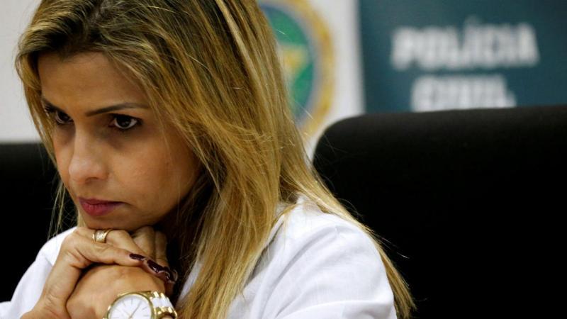 Cristiana Honorato, a delegada da polícia que está a investigar o alegado de violação coletiva