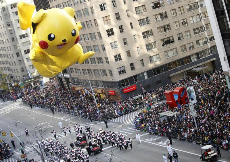 Pikachu [Foto: Reuters]