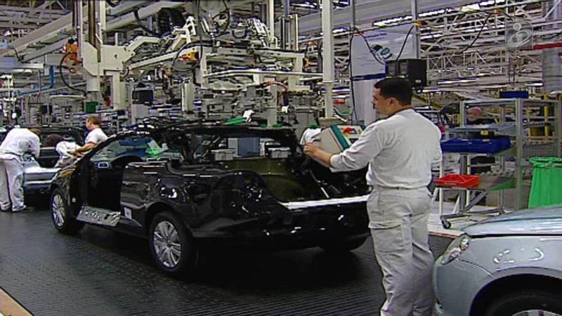 Autoeuropa elimina um turno sem dispensar trabalhadores