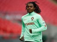 Selecção Nacional já treinou no Wembley (Reuters)