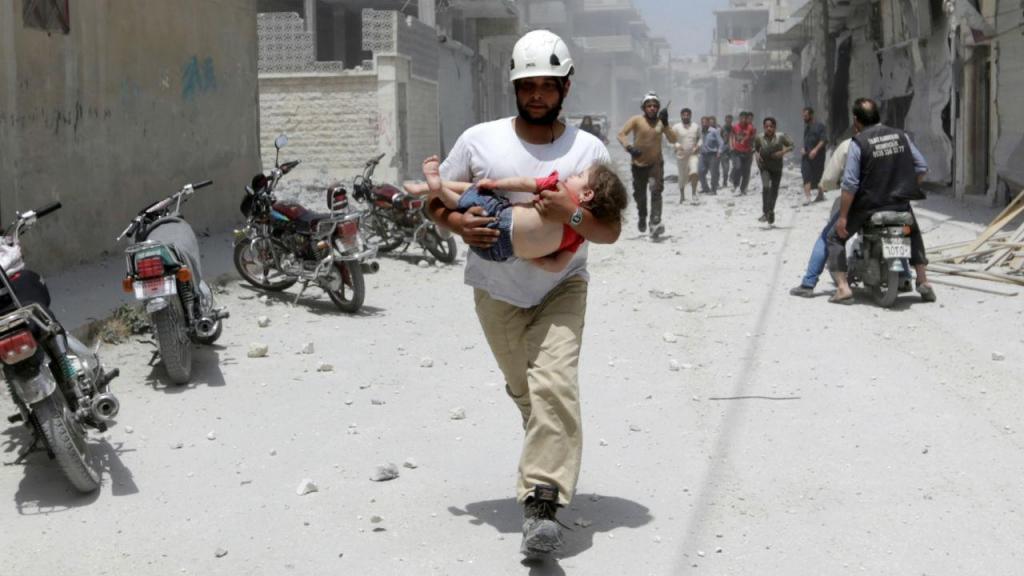 Idlib, Síria