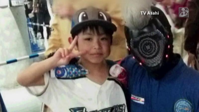 Criança japonesa abandonada: pai declara-se arrependido