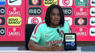 «Eu já fui expulso também, podia ter acontecido ao Carvalho ou ao Eliseu»