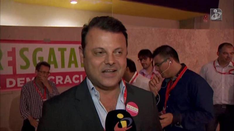 Daniel Adrião afirma que não se vai opor a António Costa