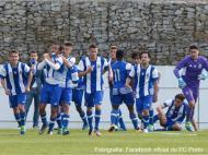 Juniores do FC Porto (Foto: Facebook oficial do FC Porto)