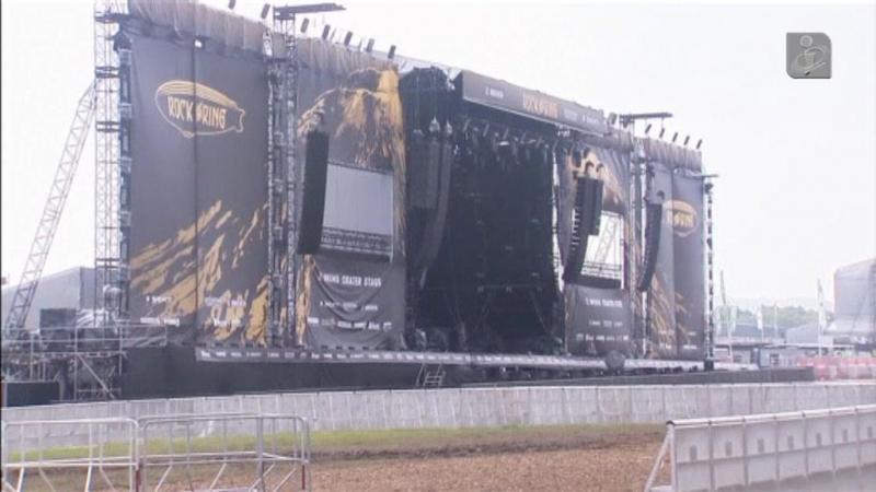 Relâmpagos ferem 70 pessoas durante festival de música na Alemanha