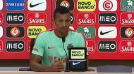 Nani: «Dupla? Ronaldo é fantástico, mas sinto-me bem com todos»