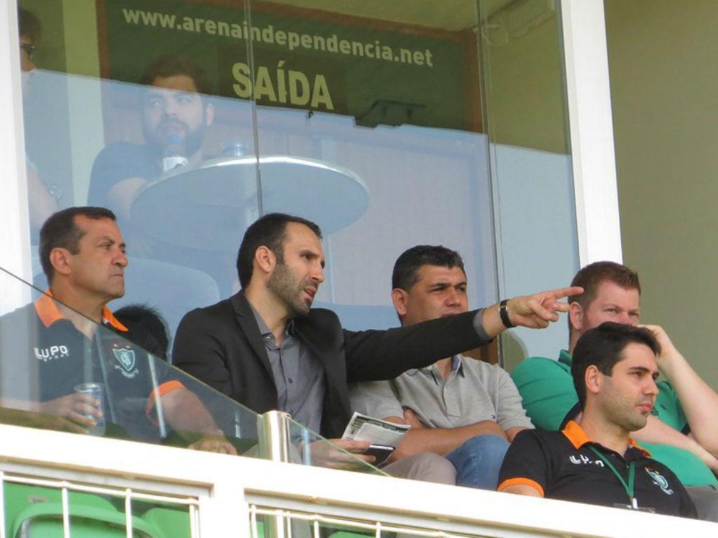 Sérgio Vieira (Site América Mineiro)