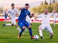 Islândia-Liechtenstein (Lusa)