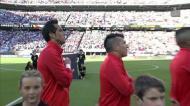 'Remix' entre o hino do Chile e Pitbull? Na Copa América é possível